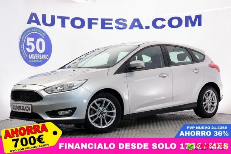 FORD - FOCUS 1. 6 TI-VCT 125CV TREND